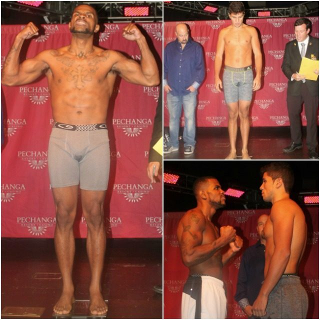 n another televised four-rounder, undefeated former amateur world champion Cem Killic (5-0, 2 KOs) of Sherman Oaks,California, via Frankfurt,Germany, will take on pro-debuting middleweight Jerhed Fenderson of Las Vegas.
