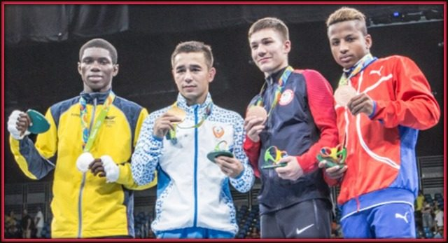 Gold for Hasanboy Dusmatov as Light Flyweight competition reaches a fitting climax on the first day of medals at the Rio 2016 Boxing Tournament.