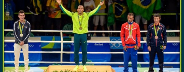 man who became Brazil's first Olympic Boxing championIt was as if the whole thing had been planned in advance. From his frustration at the London 2012 Olympics to his triumph at the Rio 2016 Olympics, they say Robson Conceição's story is a classic of a man who became Brazil's first Olympic Boxing champion.