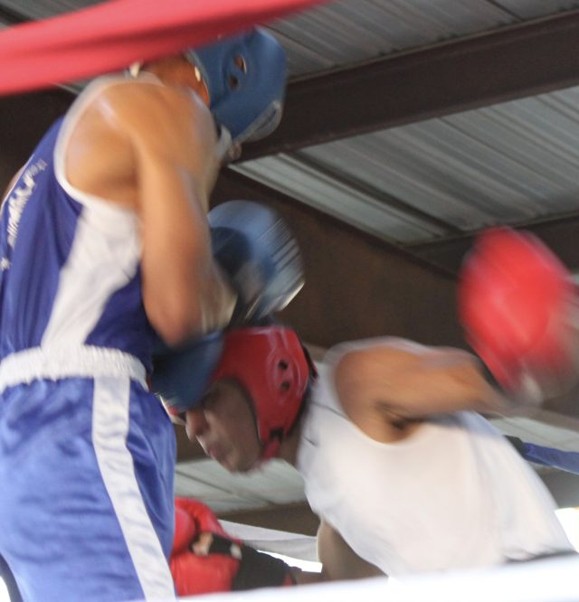 In Bout #10, it was Felipe Ruvalcaba of Garden Grove Boxing versus David gates of the Alliance Training Center.